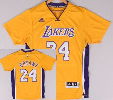 new concept 652ee 7a635 los angeles lakers 24 kobe bryant revolution 30 swingman all ...