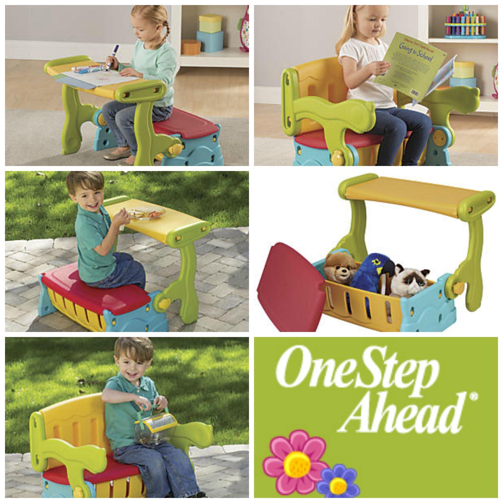 Phenomenal 3 In 1 Convertible Storage Bench We Love Versatility We Machost Co Dining Chair Design Ideas Machostcouk