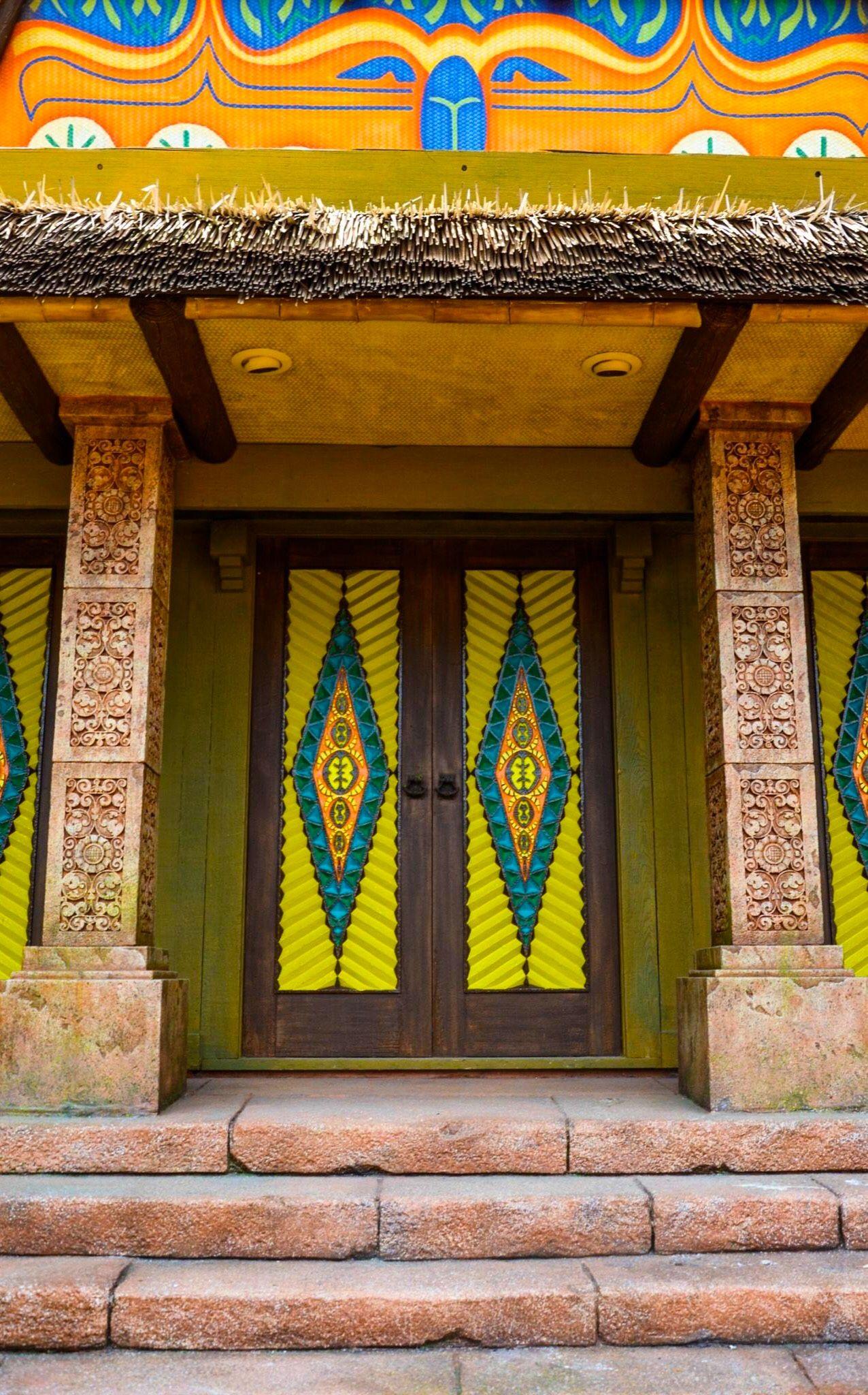 Tribal Doors by chriswtaylor travel old tourism architecture culture steps africa doors tribe traditional ethiopia tribal Florida & Magic Kingdom Walt Disney World - Orlando Florida ..rh | Doors n ...