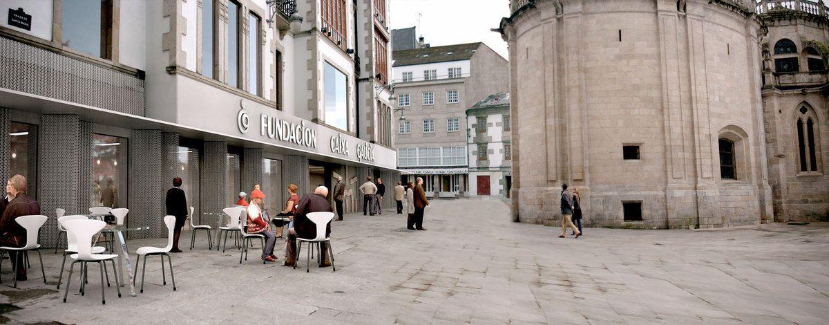 Fundación Caixa Galicia Lugo