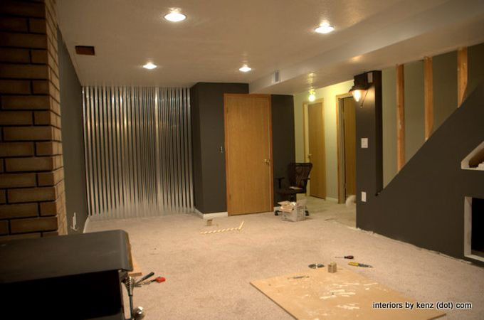Etonnant 20 Budget Friendly But Super Cool Basement Ideas