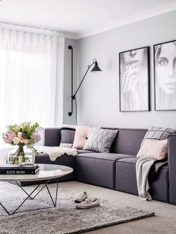 For The Love Of Blush Apartment House Home Magazine
