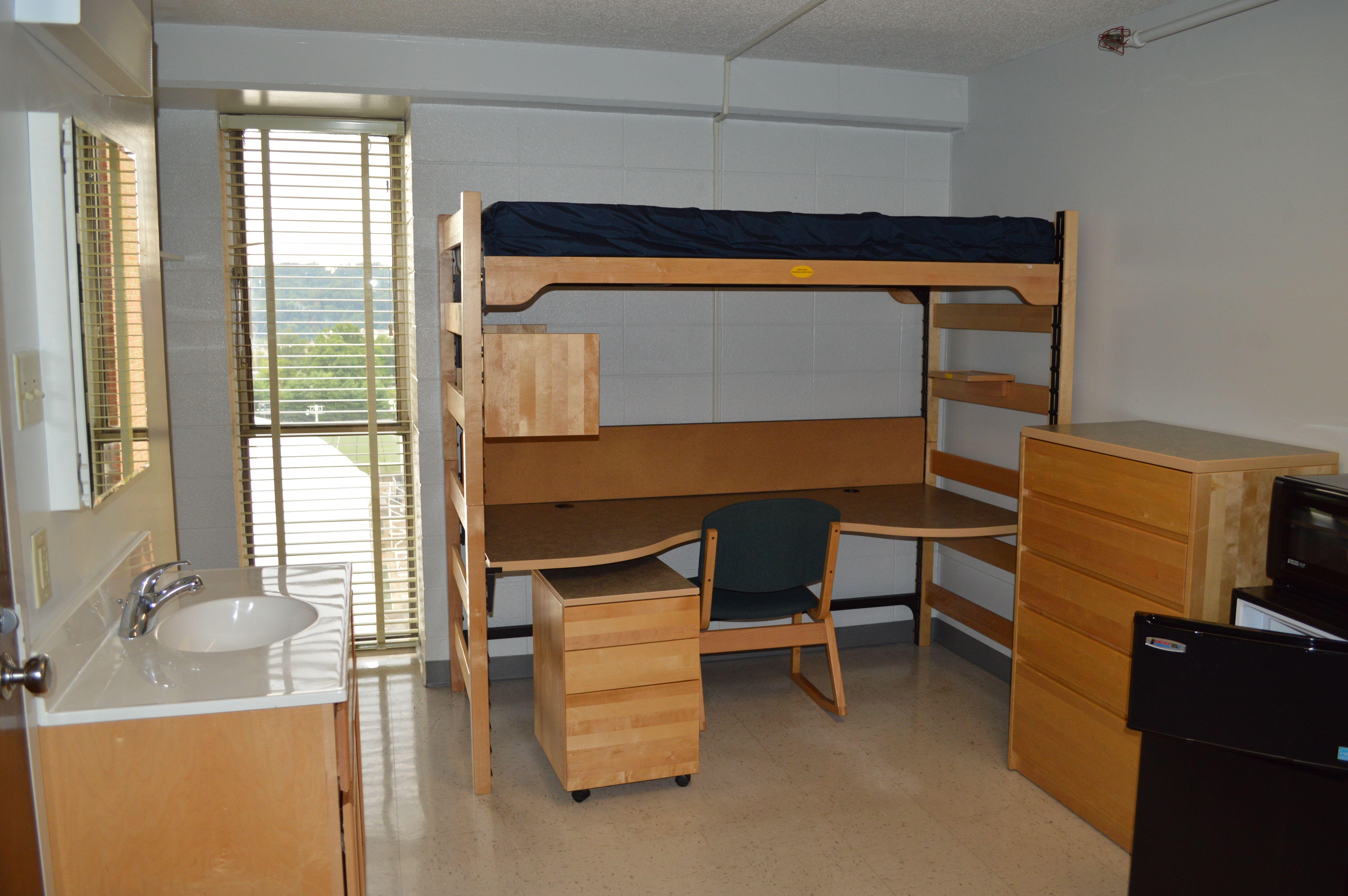 Morrill Hall Residence Hall Room Part 73