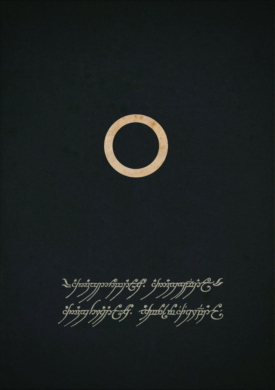 One Ring To Rule Them All Quote Page Number Blog Of The Rings Minimalist Lotr Movie Posters Lord Of The Rings Minimalist Poster Lotr Movies