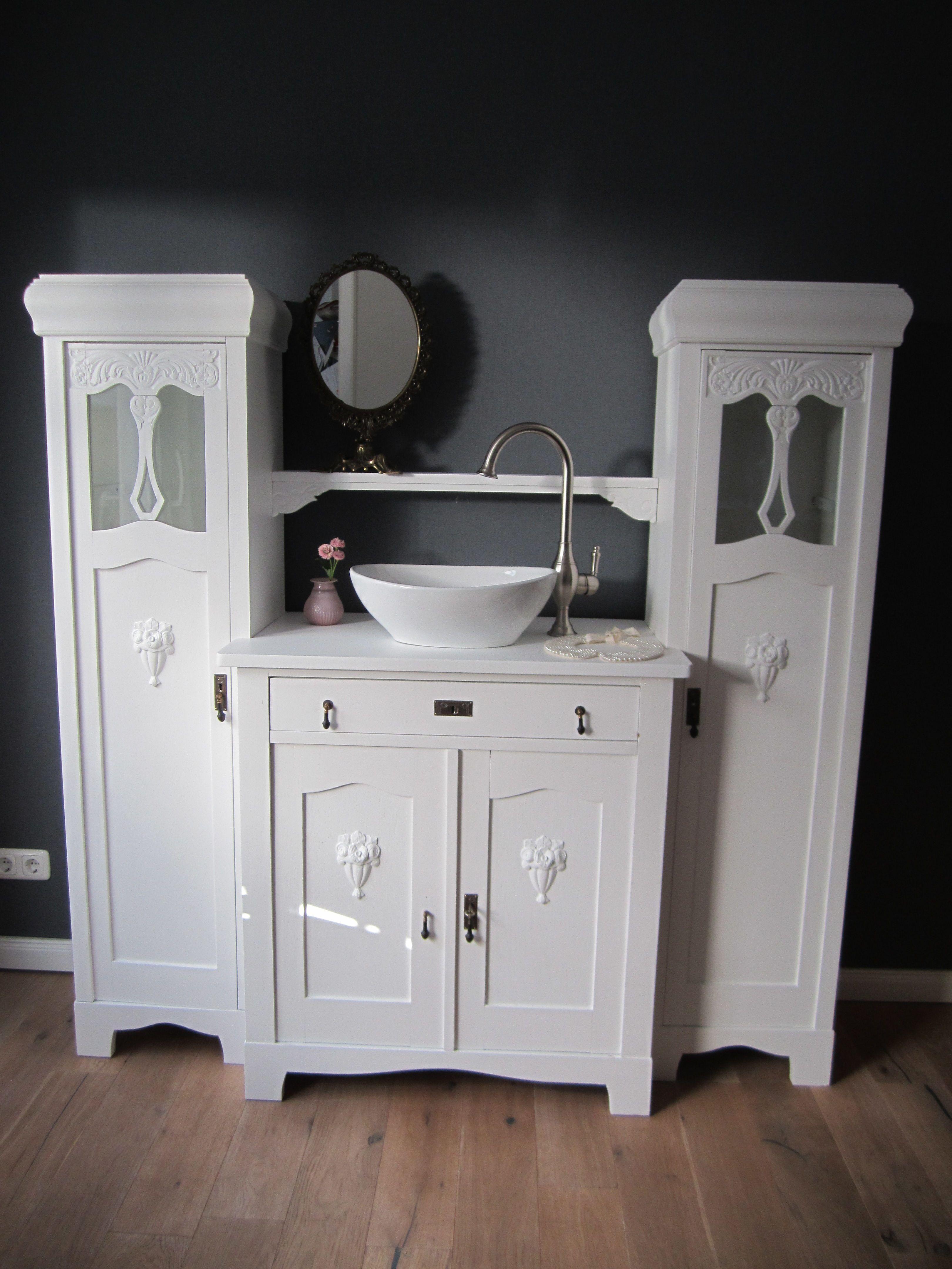 Deux Coeurs - Landhaus Badezimmer | bathroom | Badezimmer ...