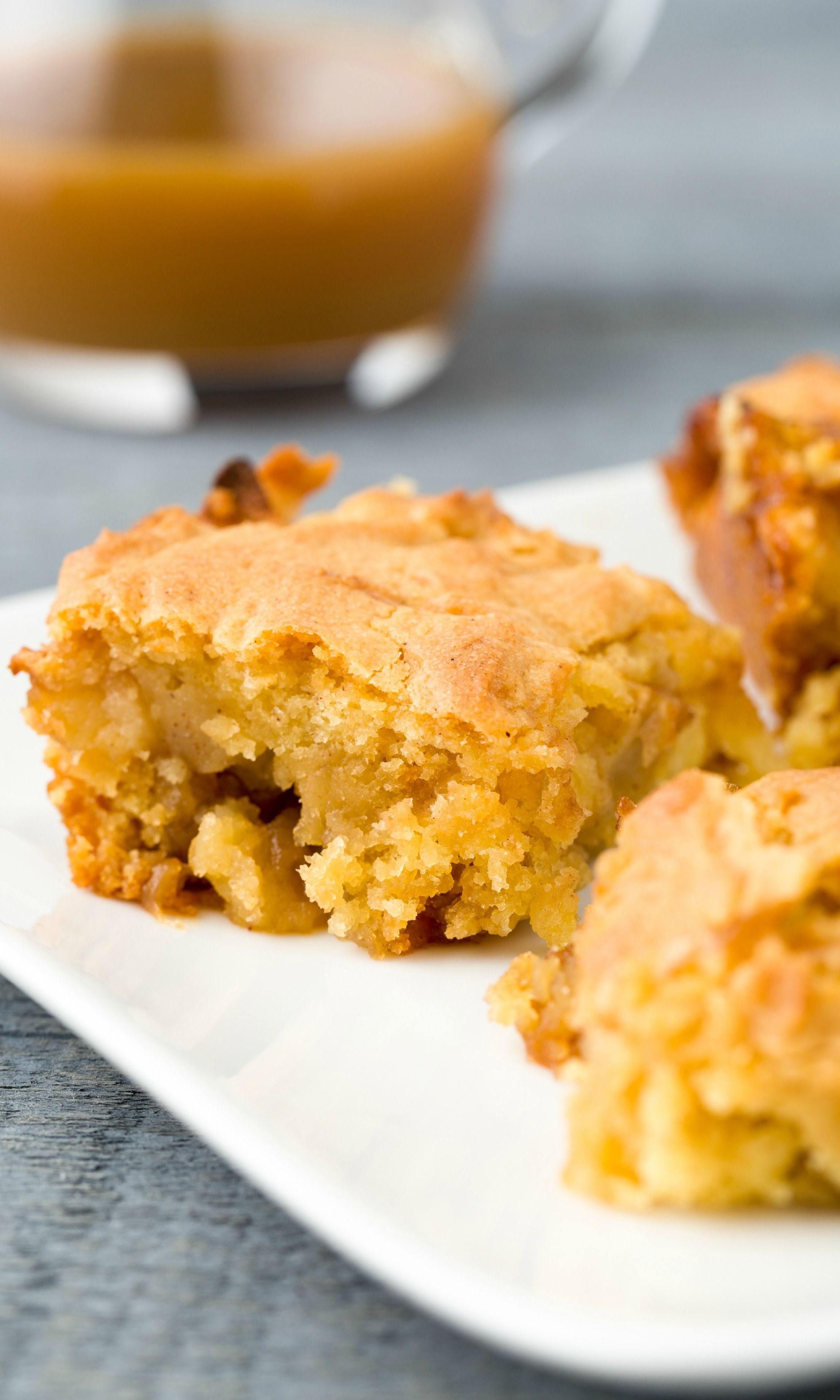 66 Insanely Awesome Dessert Bars Cake Bars Apple Cakes And