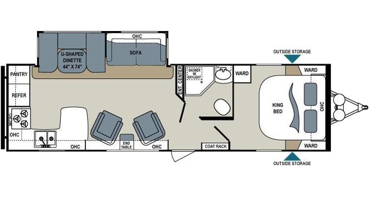 Aerolite Travel Trailers And Expandables Next Camper