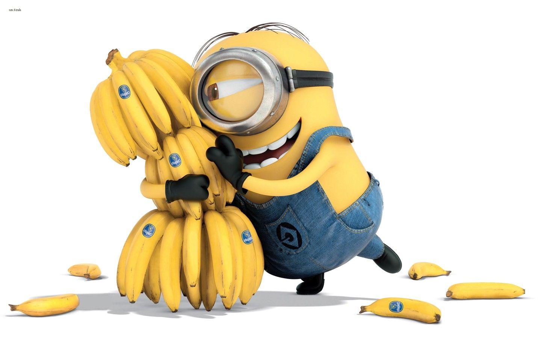 Banana Minion Wallpapers High Definition Minions Banana Song Minions Wallpaper Minions Funny Images