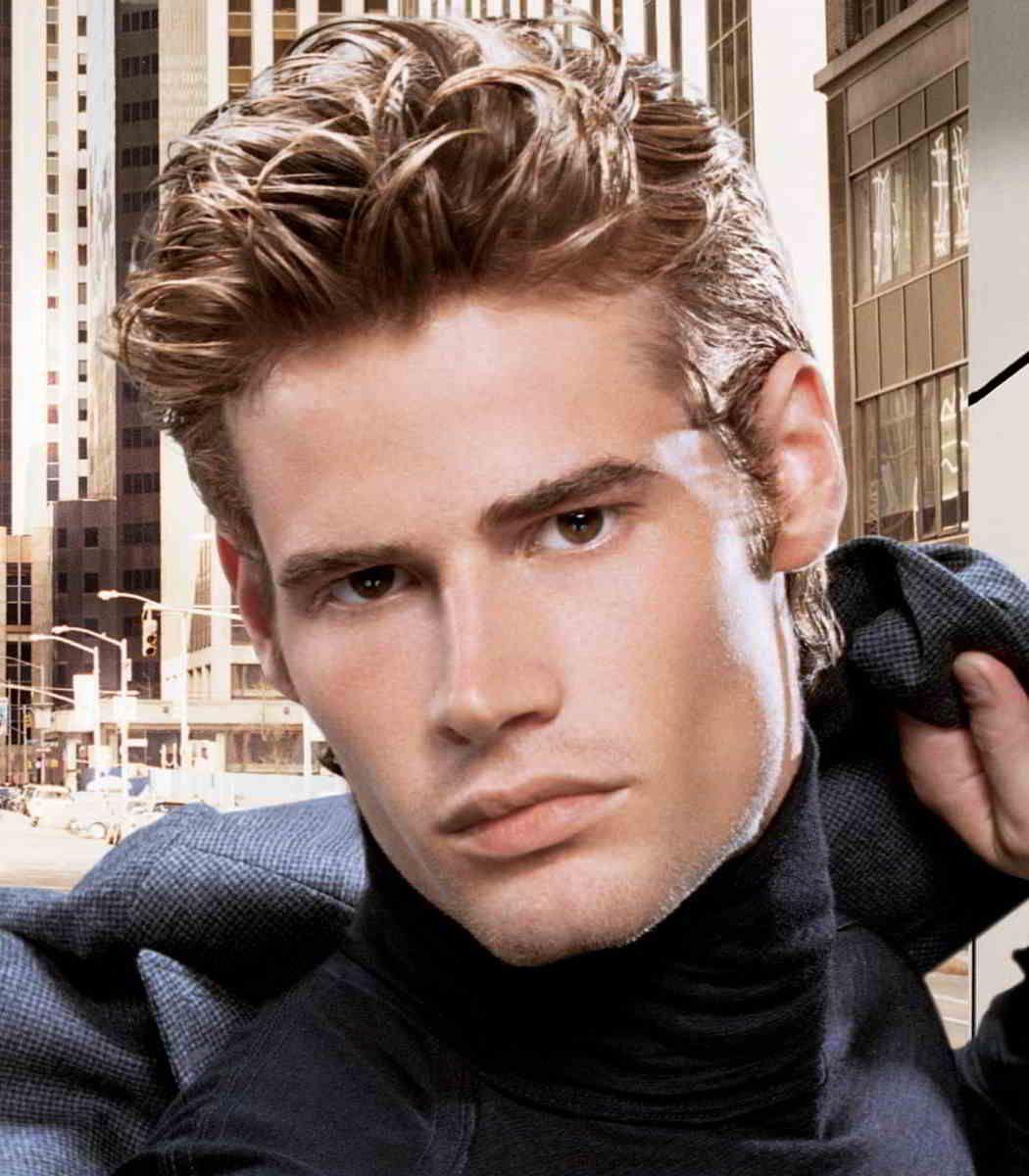 Trendy haircuts for men rockabilly hairstyles  men hair style  pinterest  haircuts men