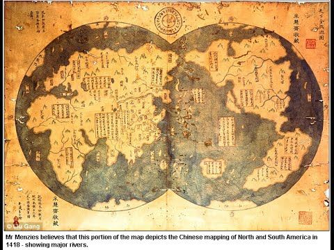 The flat earth 600 year map found 40 years before christopher the flat earth 600 year map found 40 years before christopher columbus gumiabroncs Image collections