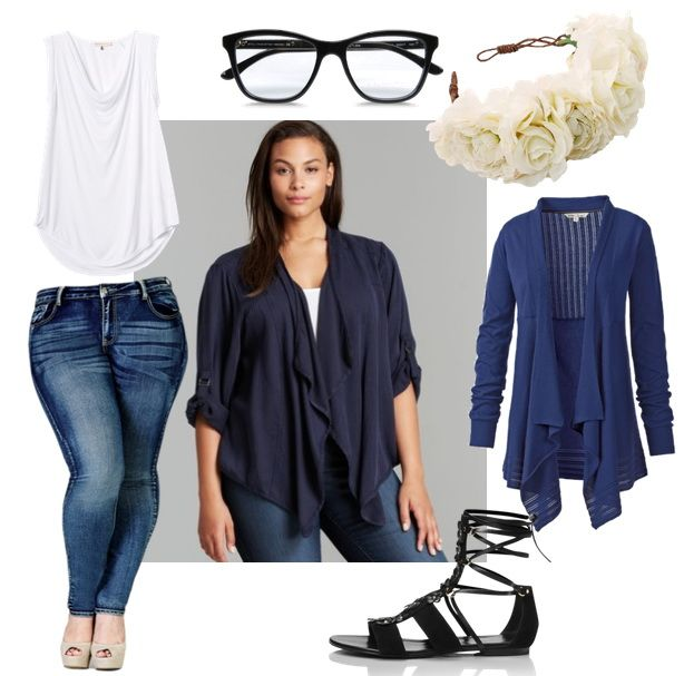 womens casual outfits | Women\'s Plus Size Casual Outfits For ...