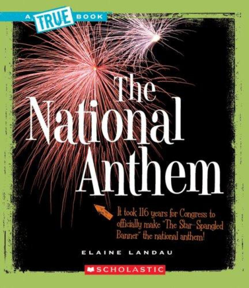 National Anthem, The National anthem, Anthem lyrics, Books