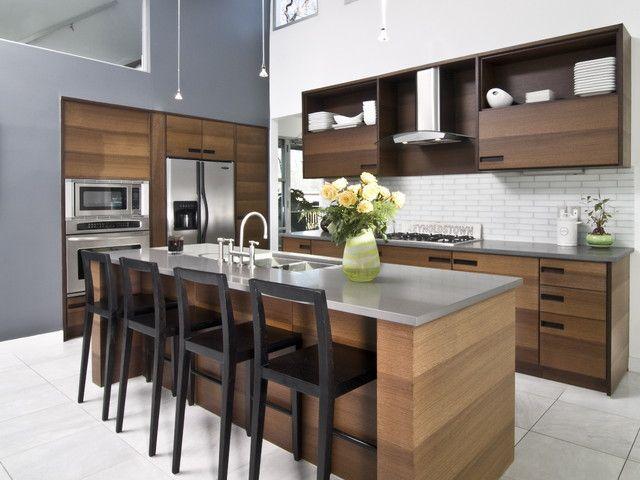 Flat Shoals Kitchen - modern - kitchen - atlanta - West Architecture ...