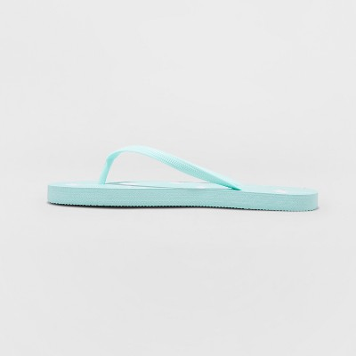 3ef3aa0b1259a8 Women s Letty Flip Flop Sandal - Xhilaration Mint (Green) 10 ...