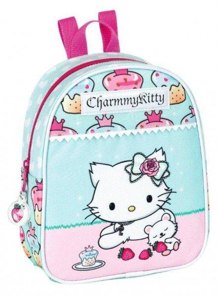 vari stili prezzo all'ingrosso outlet in vendita Charmmy Kitty Zaino Asilo Baby | Hello kitty themes, Hello kitty ...