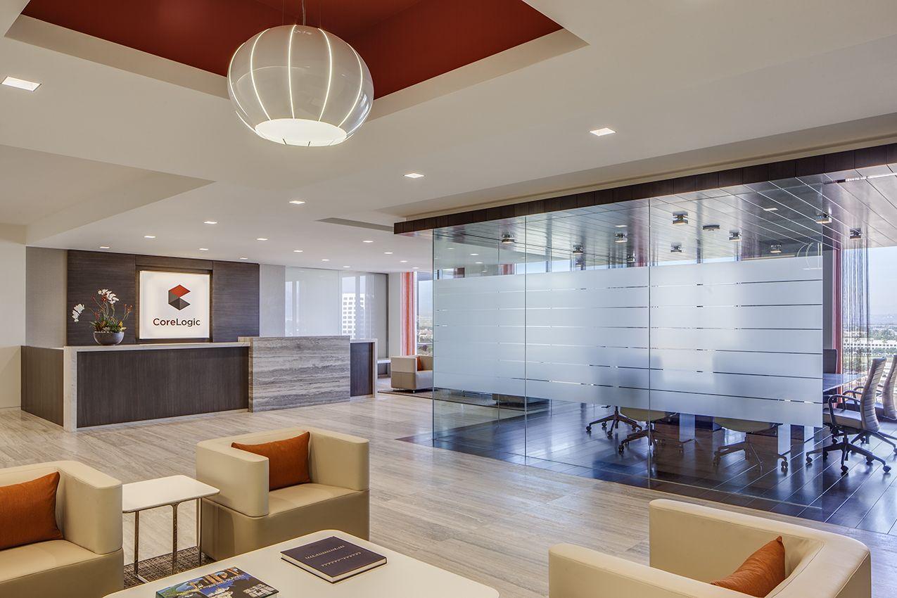 CoreLogic Headquarters | Reception Area| Lobby | Corporate ...