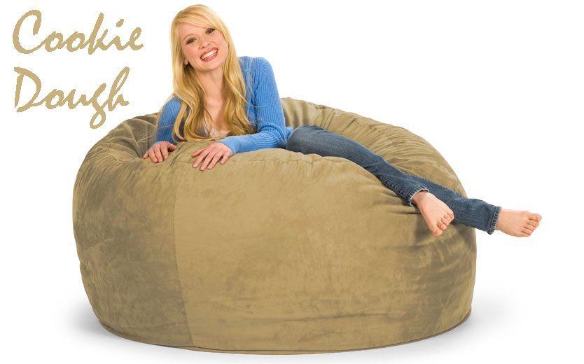 Phenomenal 5 Ft Round Products Bean Bag Sofa Bean Bag Lounger Creativecarmelina Interior Chair Design Creativecarmelinacom
