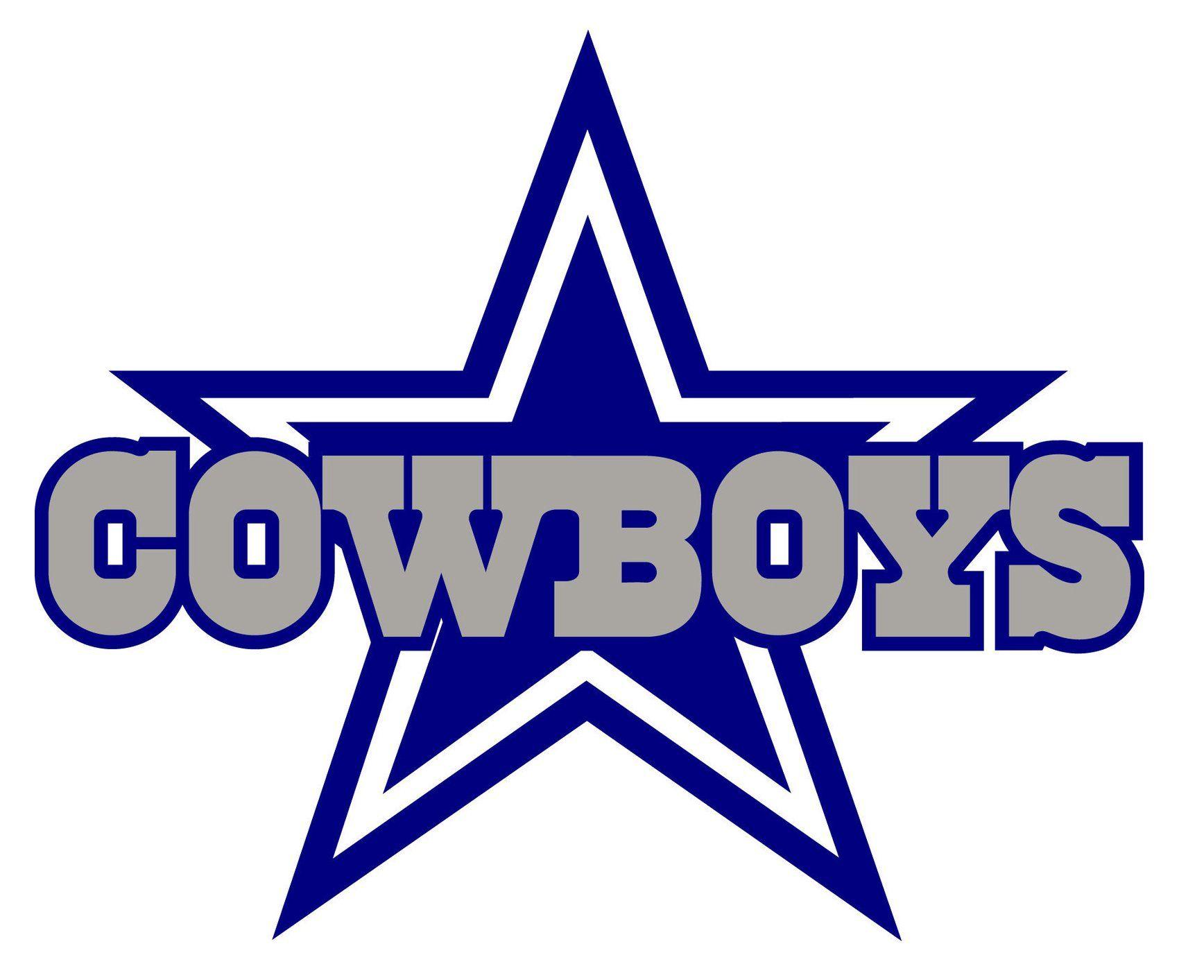 Meaning Dallas Cowboys Logo And Symbol History And Evolution Dallas Cowboys Stickers Dallas Cowboys Logo Dallas Cowboys