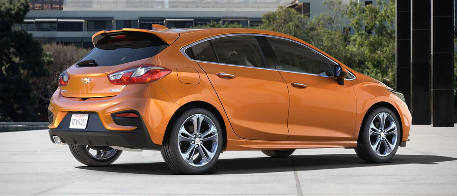 Introducing The 2017 Chevrolet Cruze Hatchback Chevy Cruze