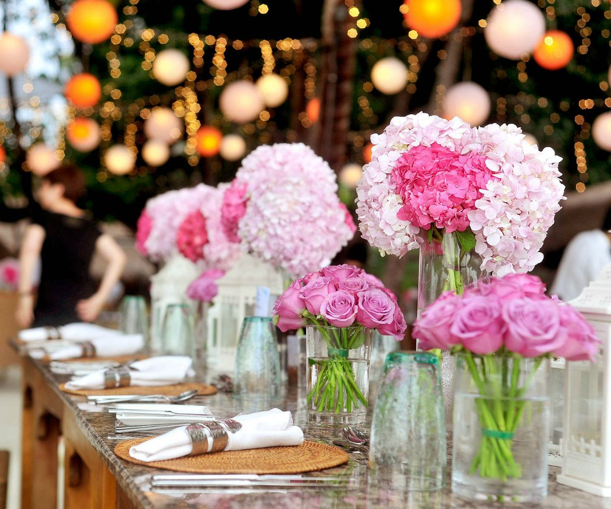 5 ideas for easy DIY wedding table centerpieces | ****Awesome ...