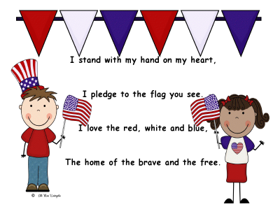 Simply Learning Centers: Patriotic Free Fun!