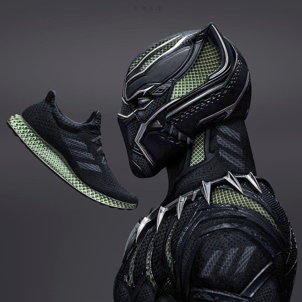Ads Make Adidas And PantherCreative Sense Black That BrCxtsQhd
