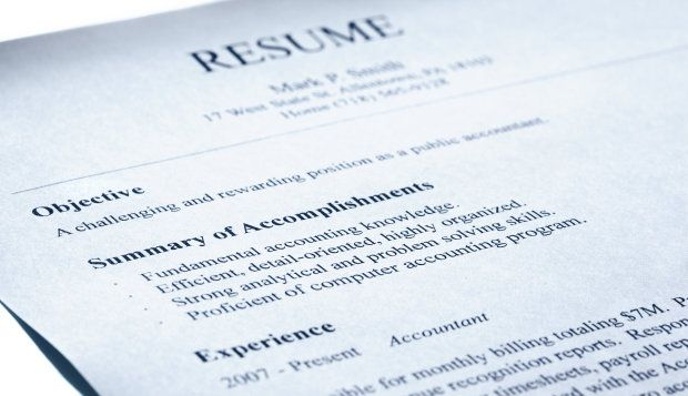 Can you spot a fakeresume that is? 5 Interview Looks For Every