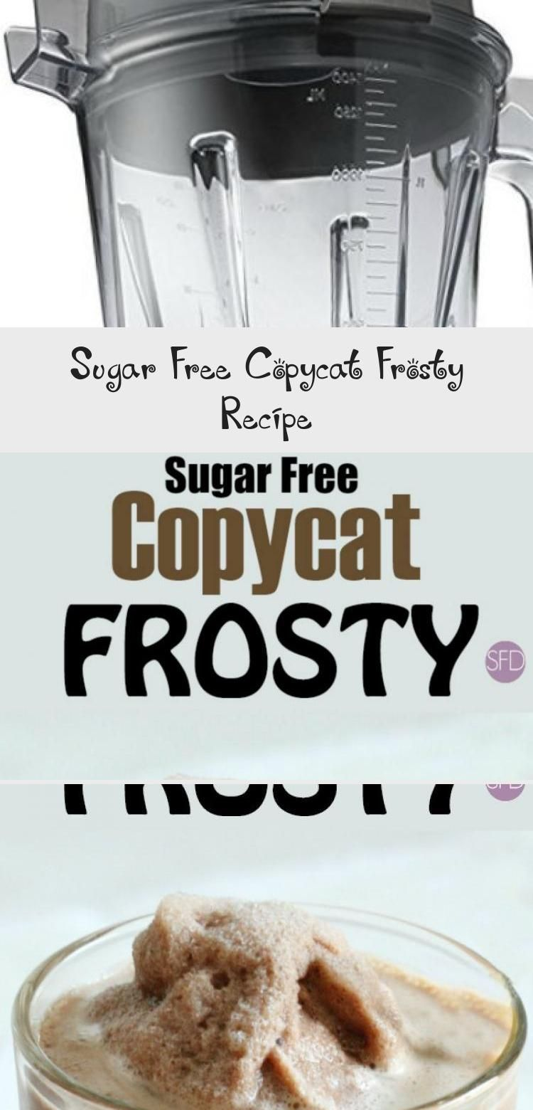 Sugar Free Copycat Frosty Recipe Sugar Free Copycat Frosty Recipe
