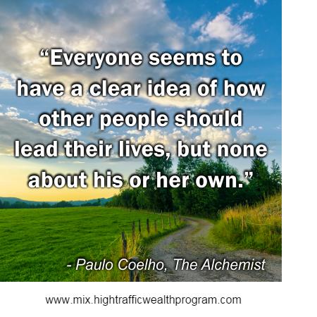 Success Mindset With Paulo Coelho
