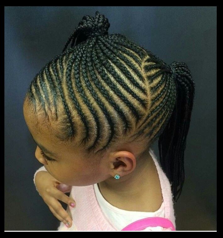 Pin By Tejumola Mowo Wale On Kids Hairstyle Kids Braided