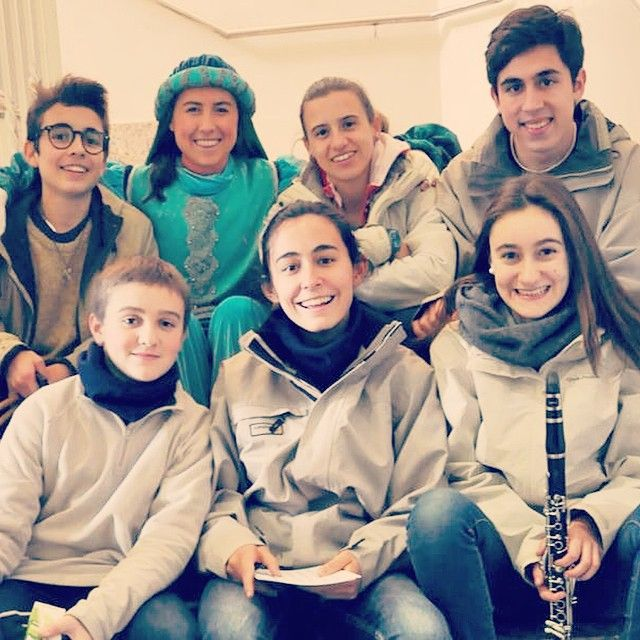 Cavalcada en familia #peralgeis by mpgeis
