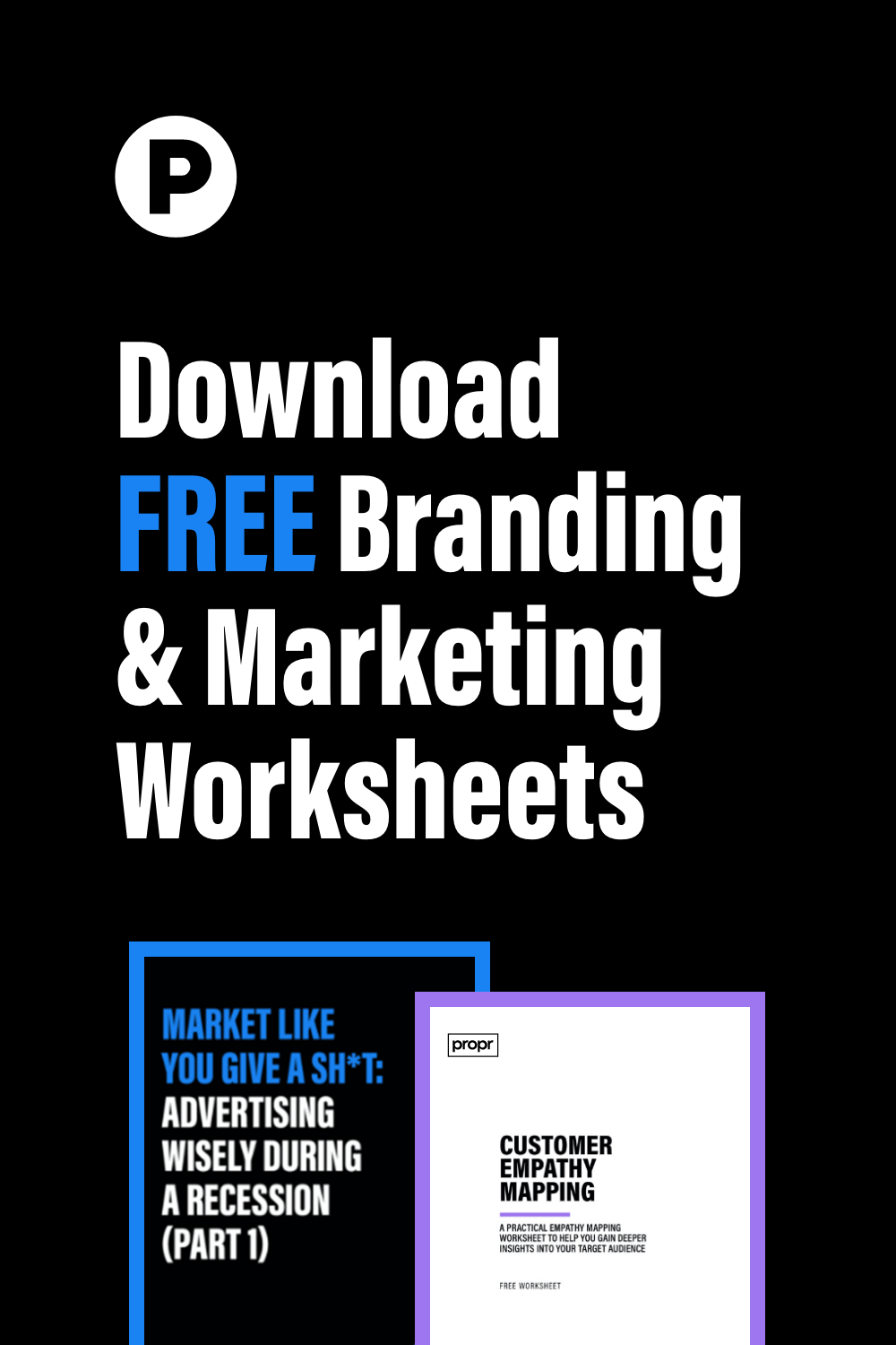 Download Free Branding & Marketing Resources and Case Studies