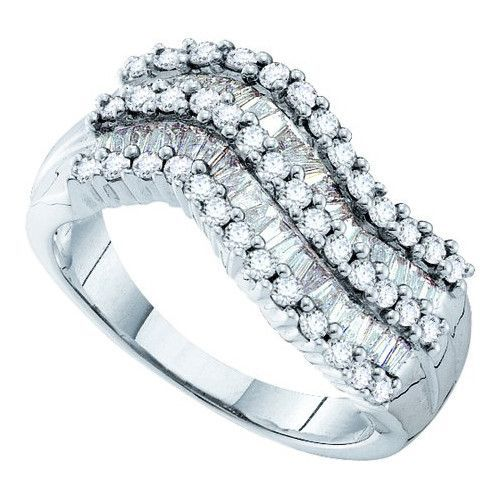 1 CT-Diamond FASHION BAND