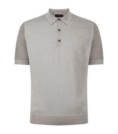 LANVIN Knit Polo Shirt. #lanvin #cloth #