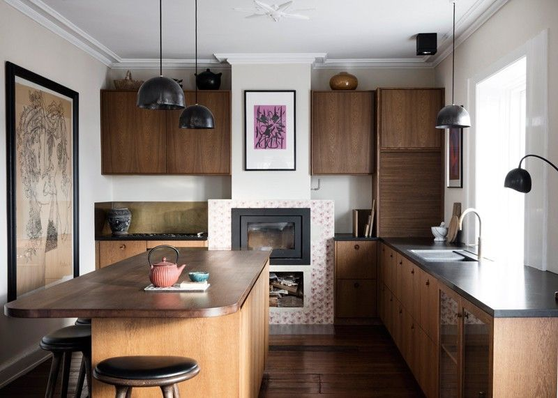 The New Scandinavian Look A Danish Kitchen That S Equal Parts Refined And Homey Contemporary Kitchen Danish Kitchen Scandinavian Modern Kitchens