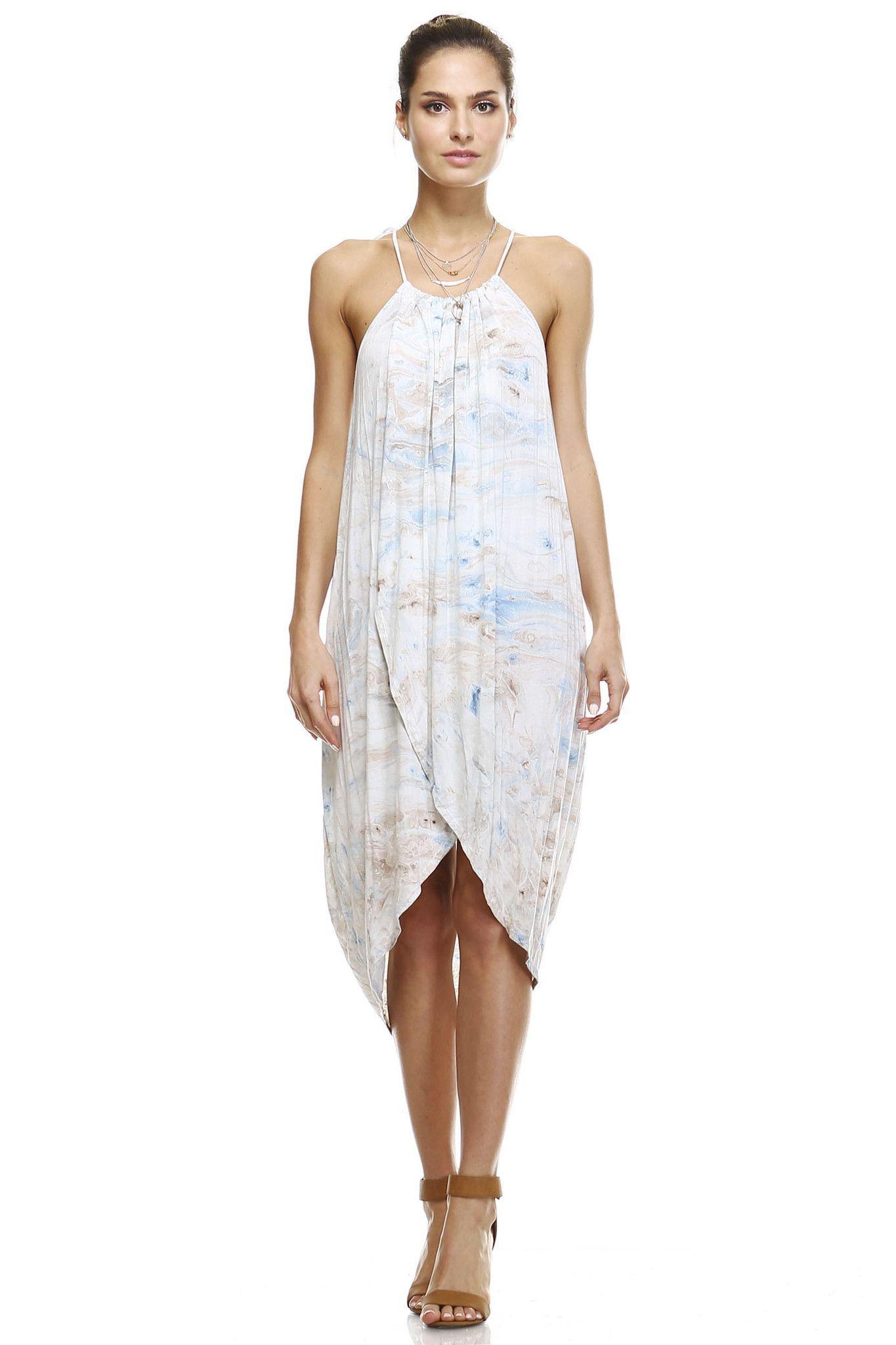 Dress Tye Dye Surplice