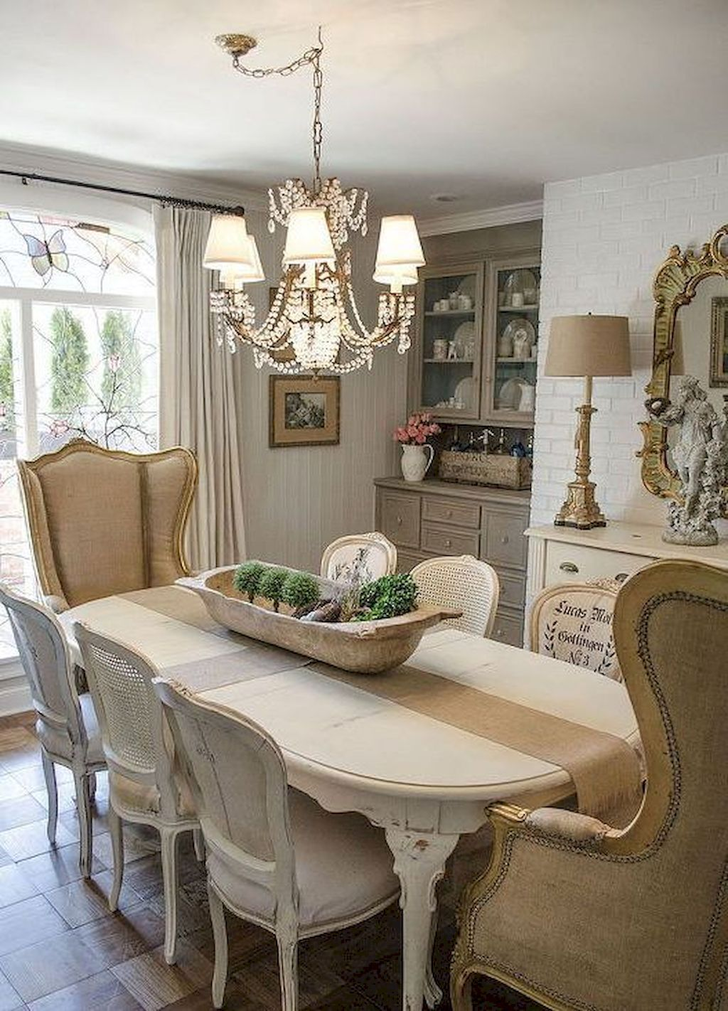 34 Awesome French Country Dining Room Decor Ideas | French country ...