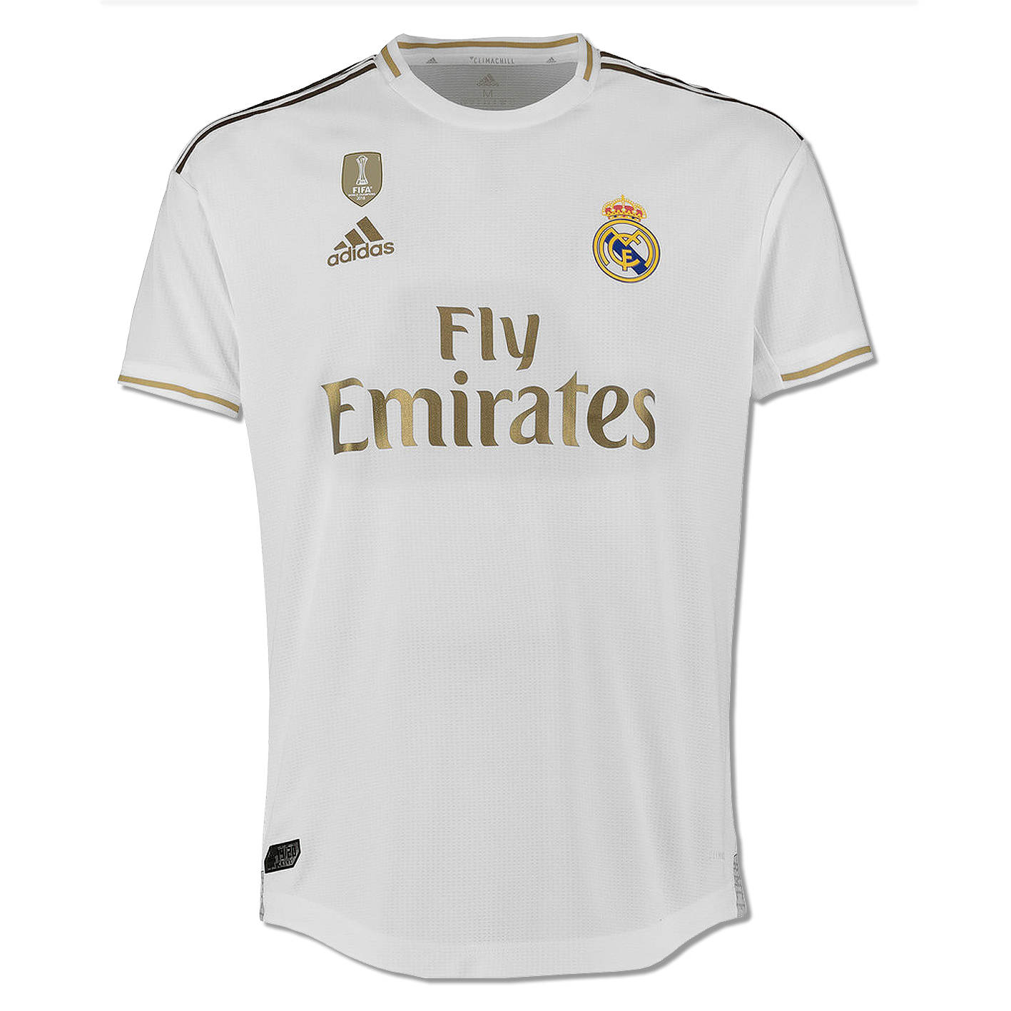 Real Madrid 2019 20 Jersey Home 1 Football Shirts Mens Tops Jersey