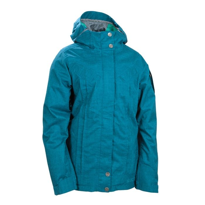 686 Womens Smarty Truffle 3 In 1 Snowboard Jacket