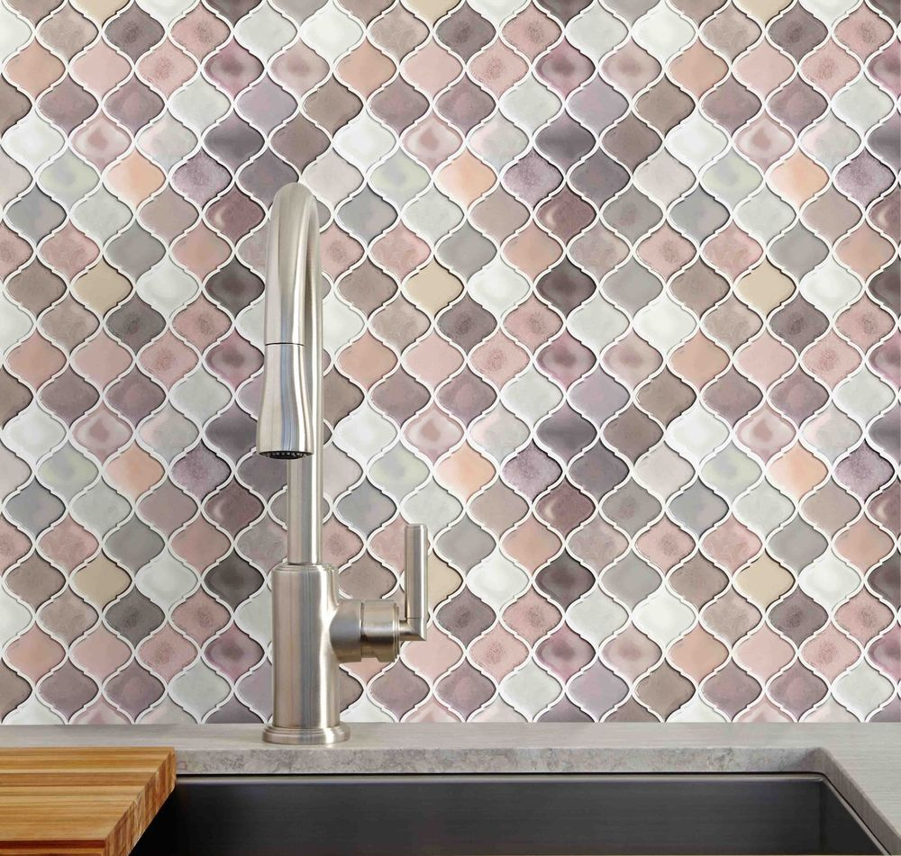Liven Up Your Living Space With Thepeel And Stick Tile Created To