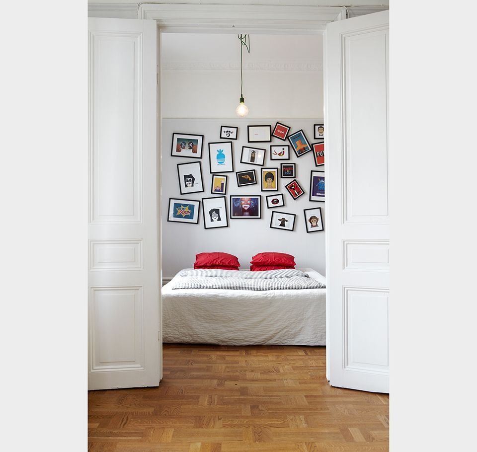 Swedish bedroom for the home pinterest stockholm bedrooms and
