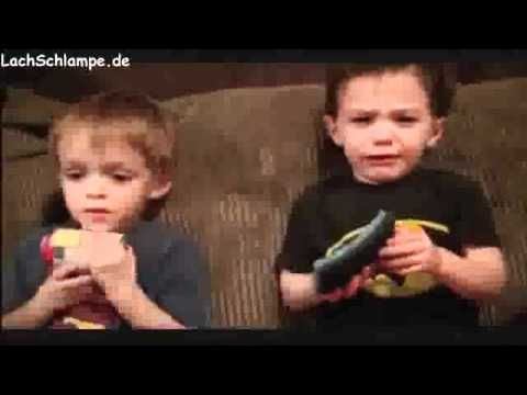 Kids reactions to bad Christmas presents. Superman and Batman are ...