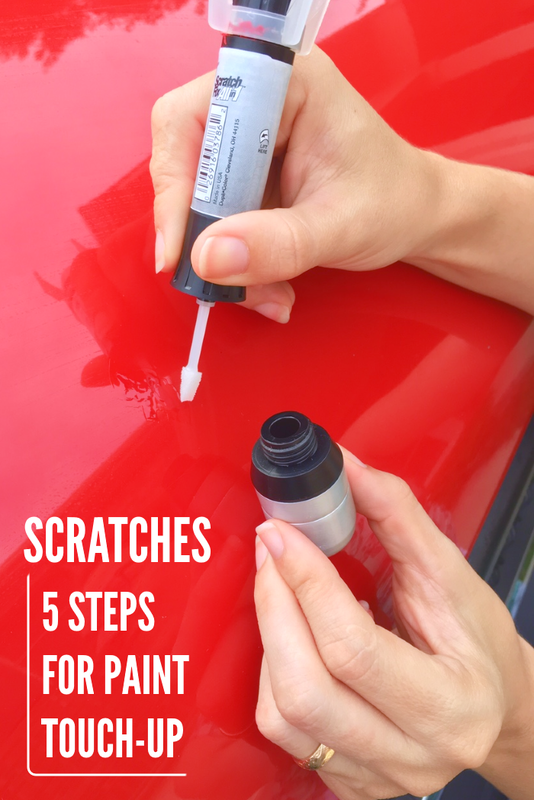 How To Fix Scratches In Your Car Diy Car Car Cleaning Hacks Car Hacks