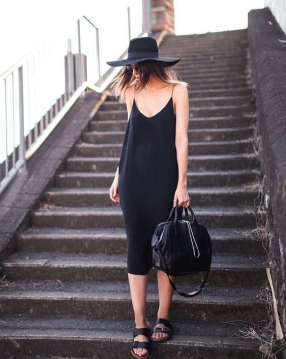 18 Looks que te harán correr a comprar un vestido de tirantes