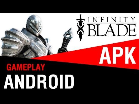 Infinity Blade Saga is a free Android Application available
