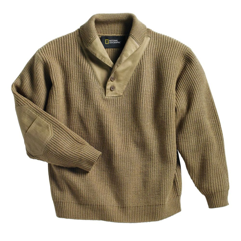 Austrian Army Olive Wool Blend Sweater Jumper Pullover Sweatshirt Military Khaki Uniforms & Bdus Sweaters