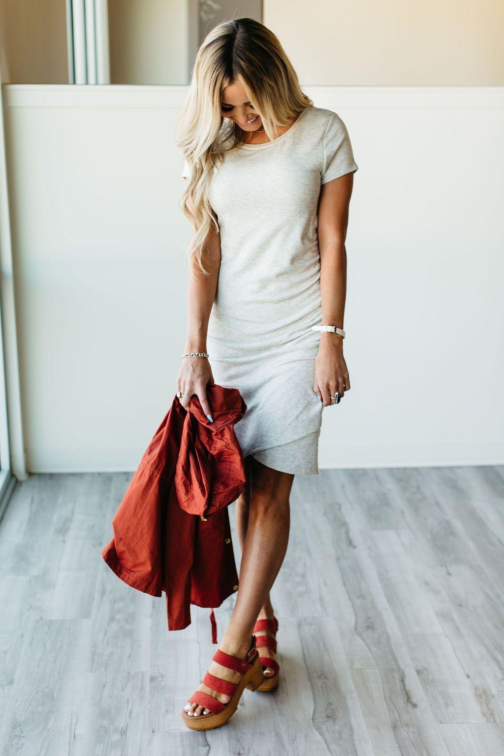 Better Than Basic Midi Dress