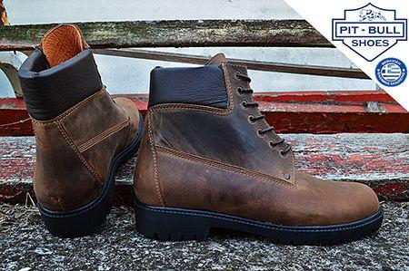 a953c2fa748 Pit-Bull 35 | Παπούτσια μπότες. | Ανδρικά μποτάκια, Μόδα και Ανδρική ...