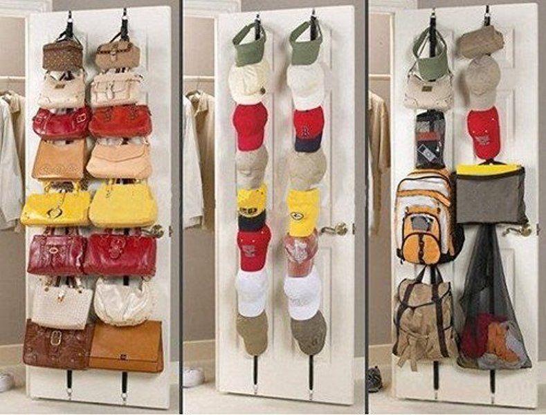 Organizador colgador rack bag 16 ganchos para colgar - Ganchos para colgar ...