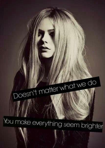Avril Lavigne Falling Fast Lyrics Avril Lavigne Avril Lavingne Fast Lyrics